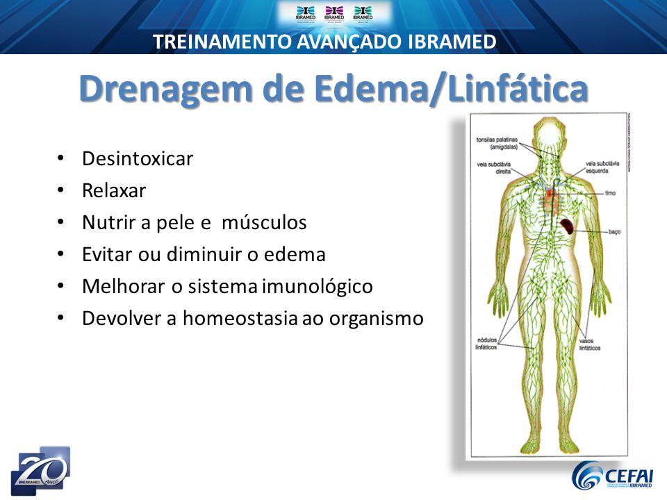 Drenagem de Edema/Linfática