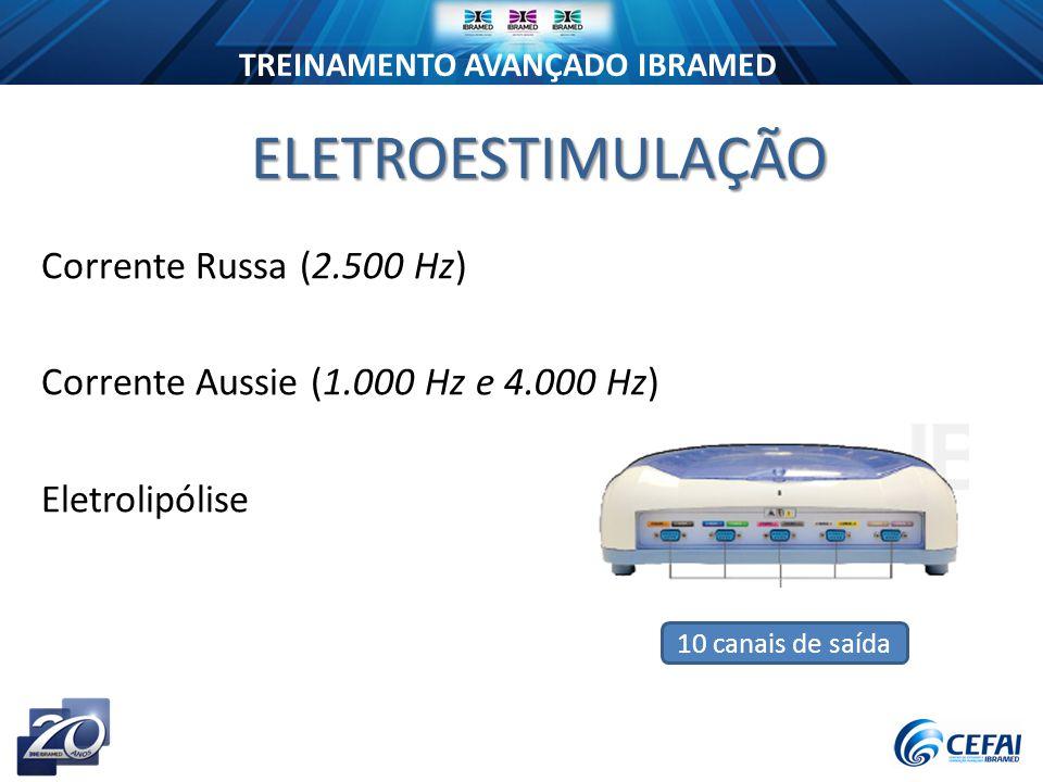 Eletroestimulação Corrente Russa (2.500 Hz)