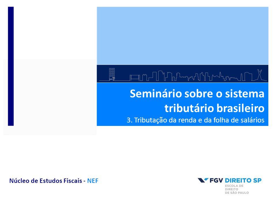 Seminário sobre o sistema tributário brasileiro 3