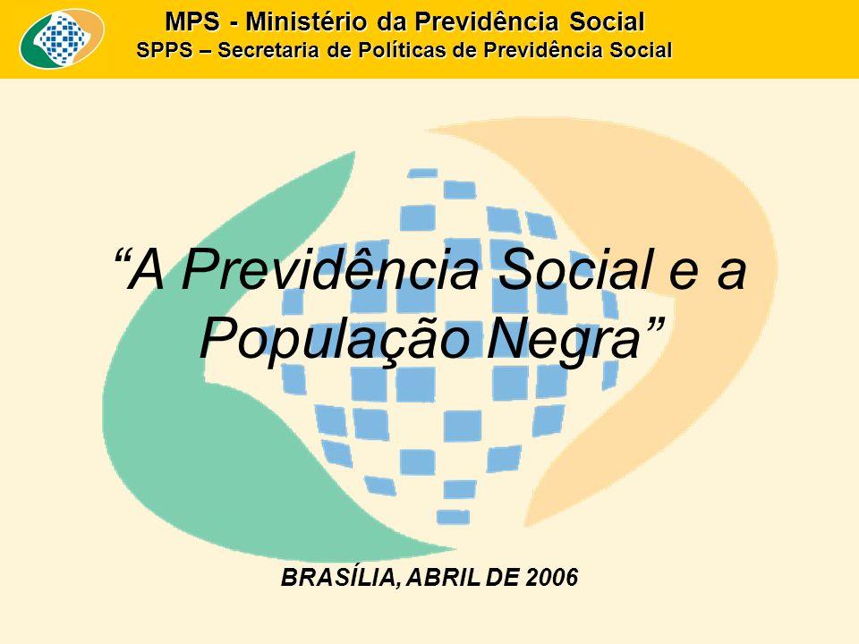 A Previdência Social e a População Negra