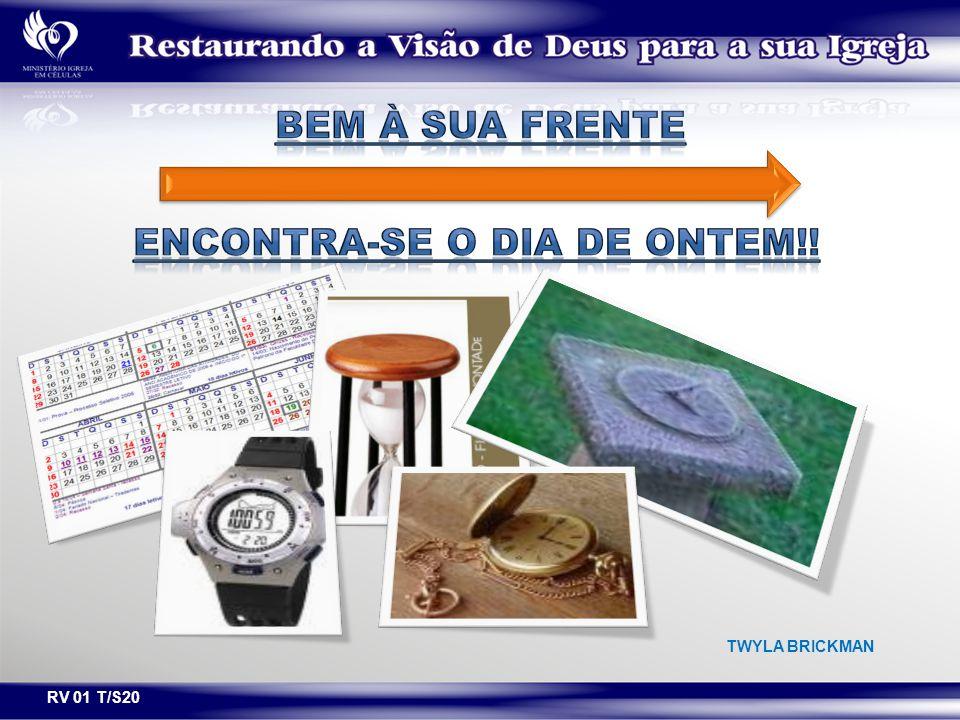 ENCONTRA-SE O DIA DE ONTEM!!