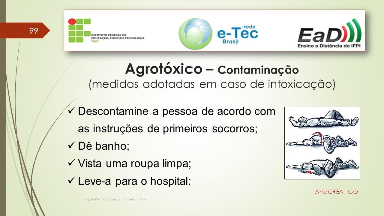 Agrotóxico – Contaminação