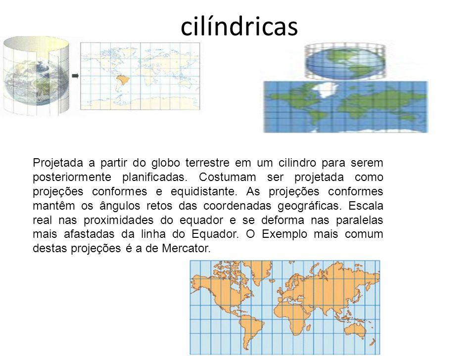 cilíndricas