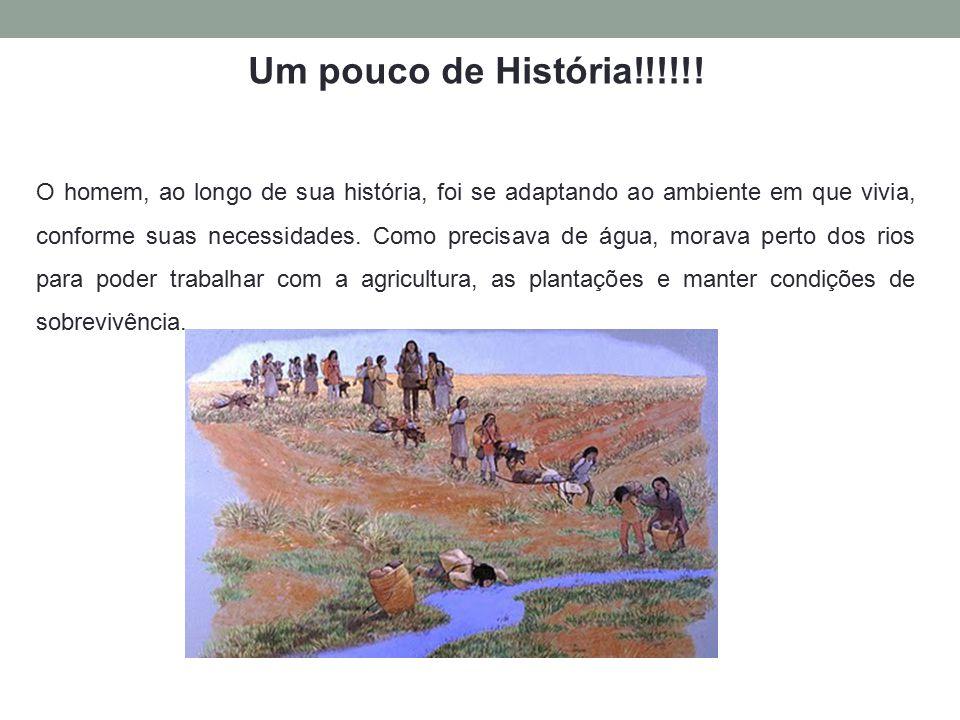 Um pouco de História!!!!!!