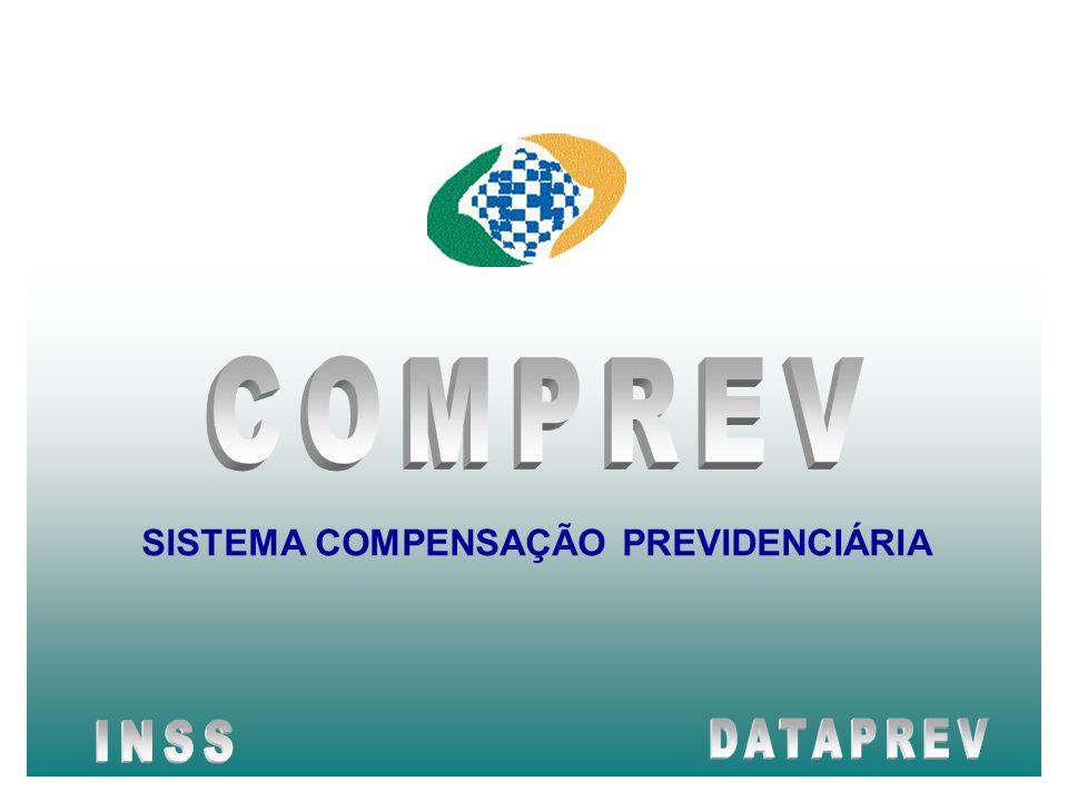 SISTEMA COMPENSAÇÃO PREVIDENCIÁRIA