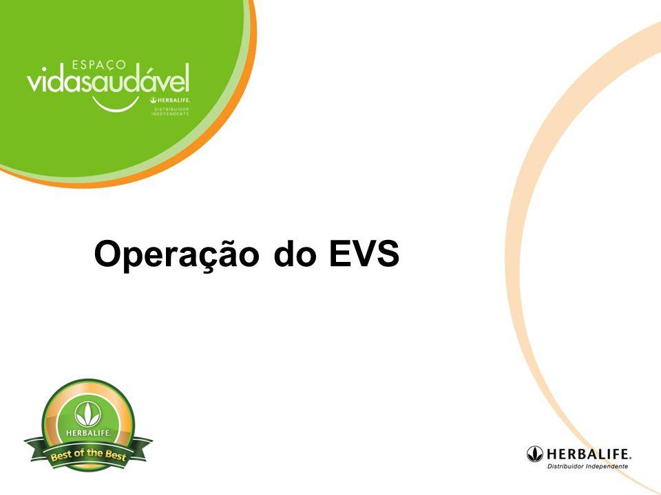 Operação do EVS