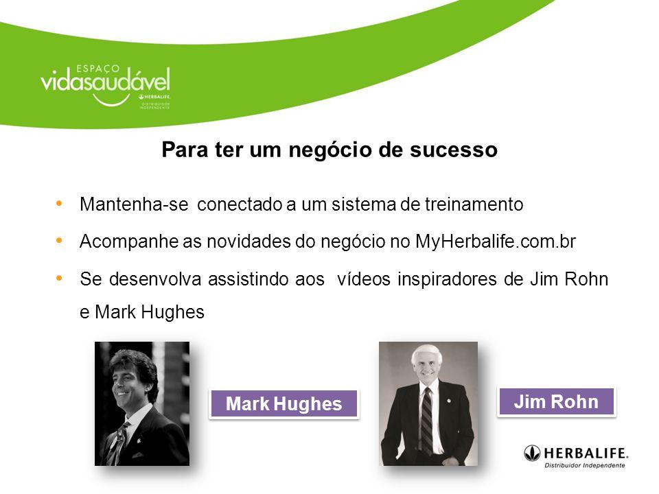 Para ter um negócio de sucesso
