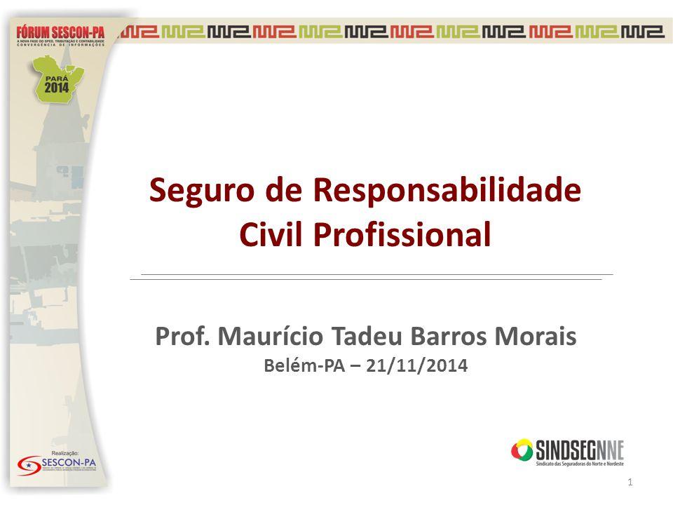 Seguro de Responsabilidade Civil Profissional