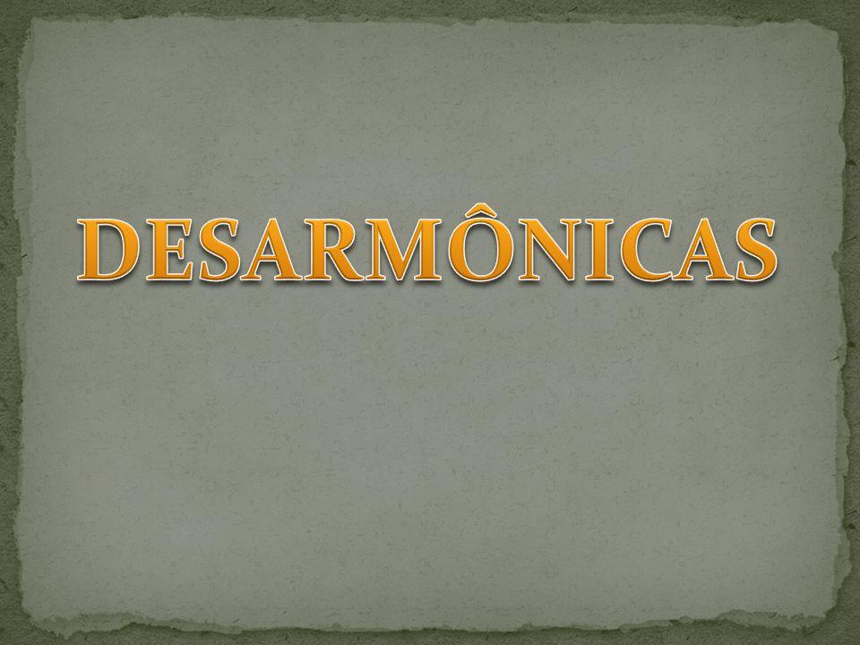 DESARMÔNICAS
