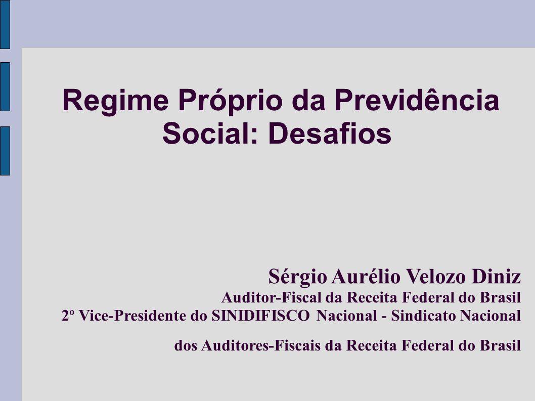 Regime Próprio da Previdência Social: Desafios