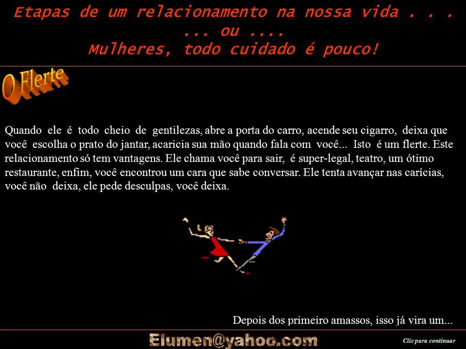 O Flerte Elumen@yahoo.com