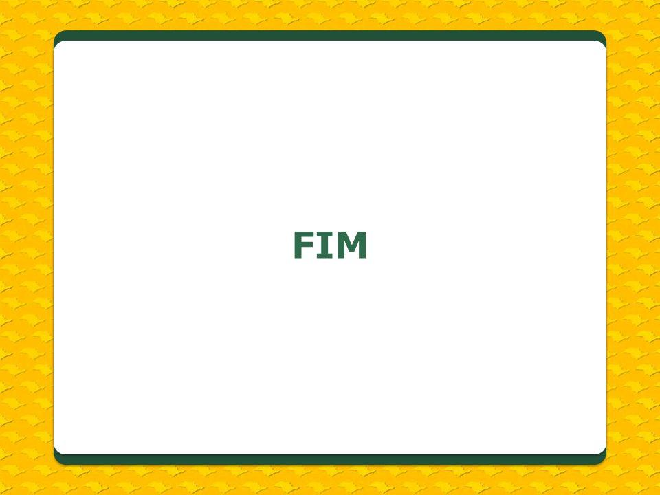 FIM Se o objetivo da VC não é o que eles conheçam o texto original, é recomendado resumir os itens e colocar a referencia do artigo entre parênteses.