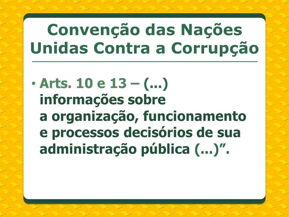 Convenção das Nações Unidas Contra a Corrupção