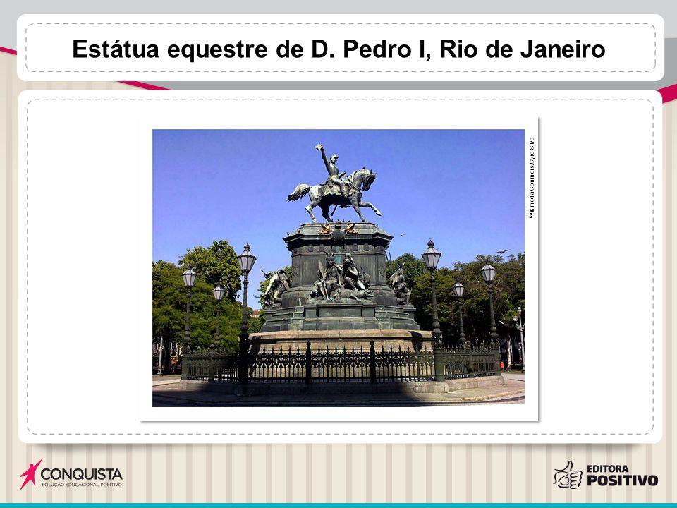 Estátua equestre de D. Pedro I, Rio de Janeiro