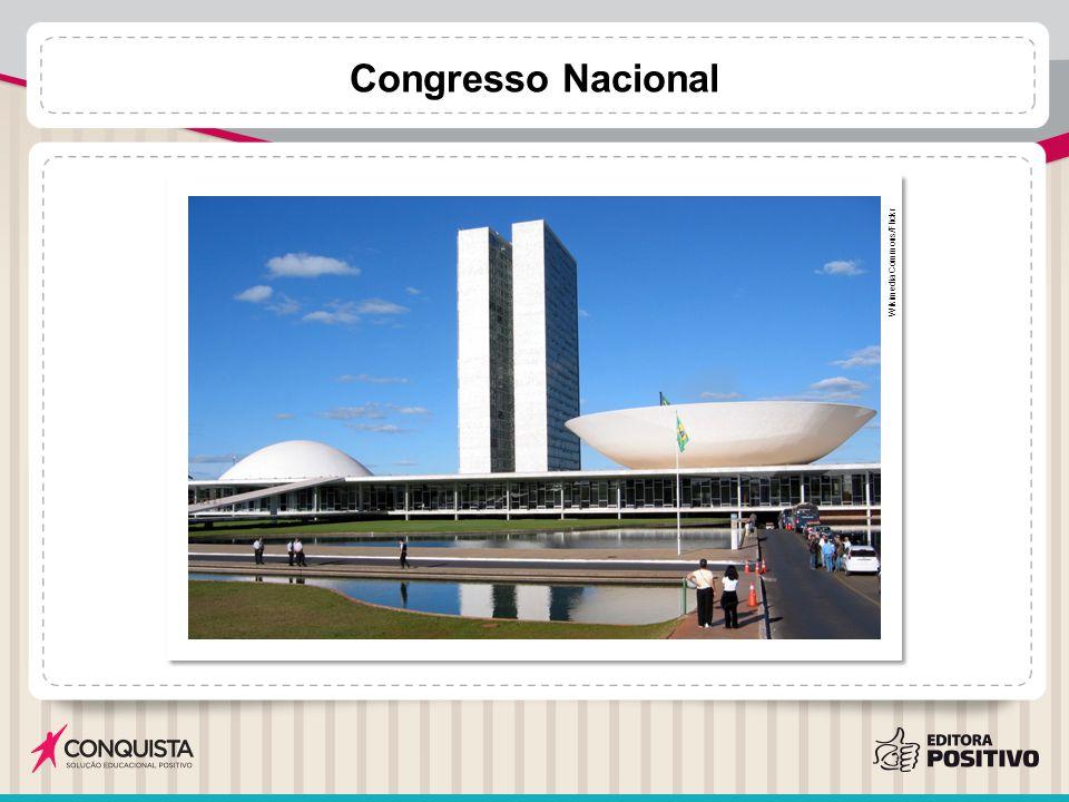 Congresso Nacional F019 Crédito: Wikimedia Commons/Flickr