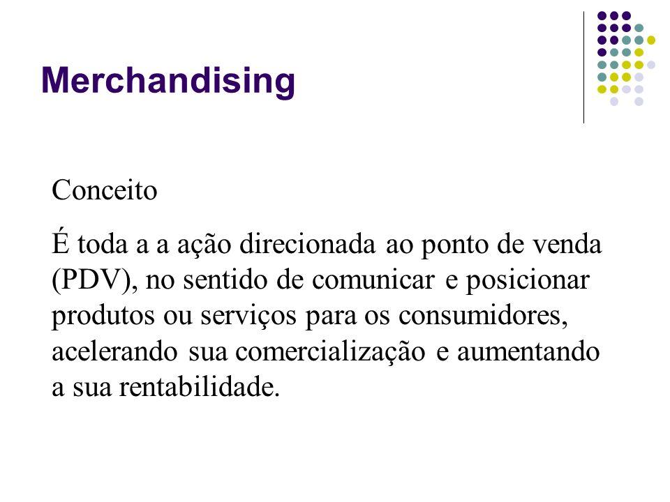 Merchandising Conceito