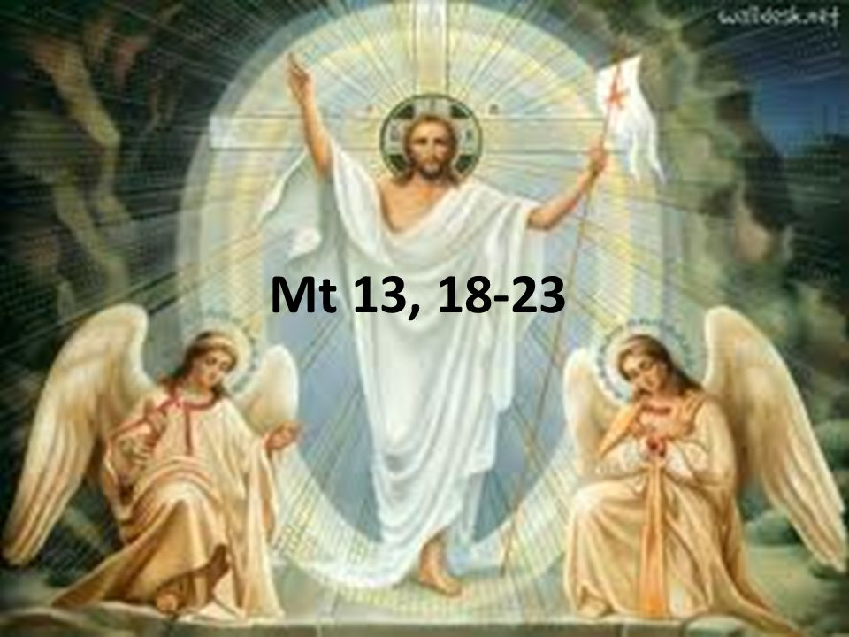 Mt 13, 18-23
