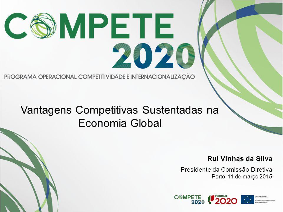 Vantagens Competitivas Sustentadas na Economia Global