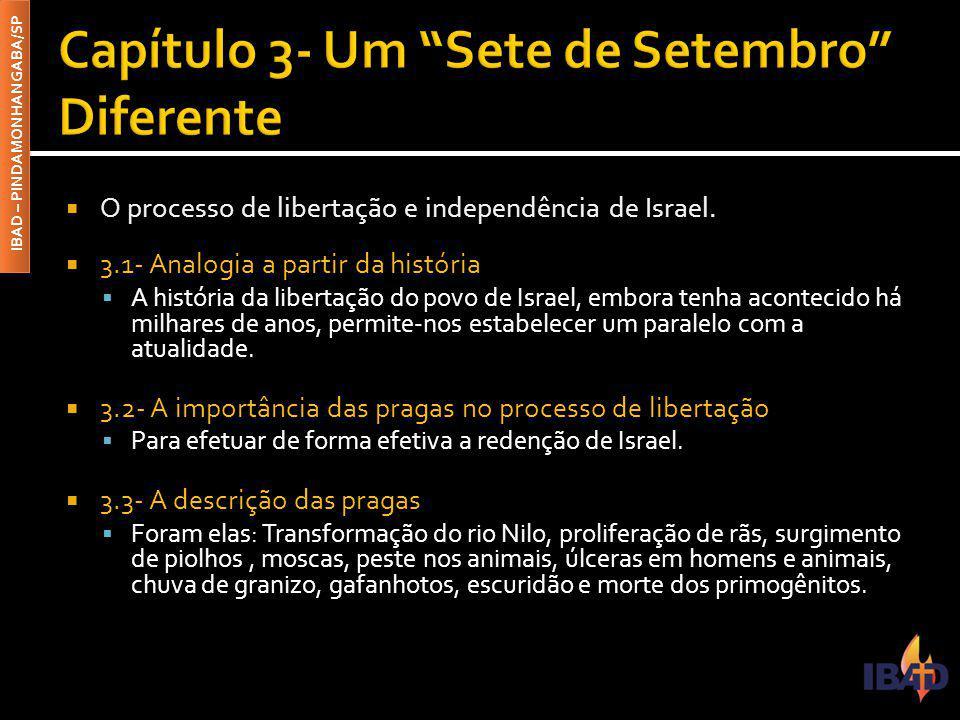 Capítulo 3- Um Sete de Setembro Diferente