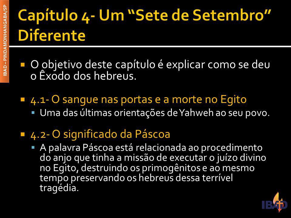 Capítulo 4- Um Sete de Setembro Diferente