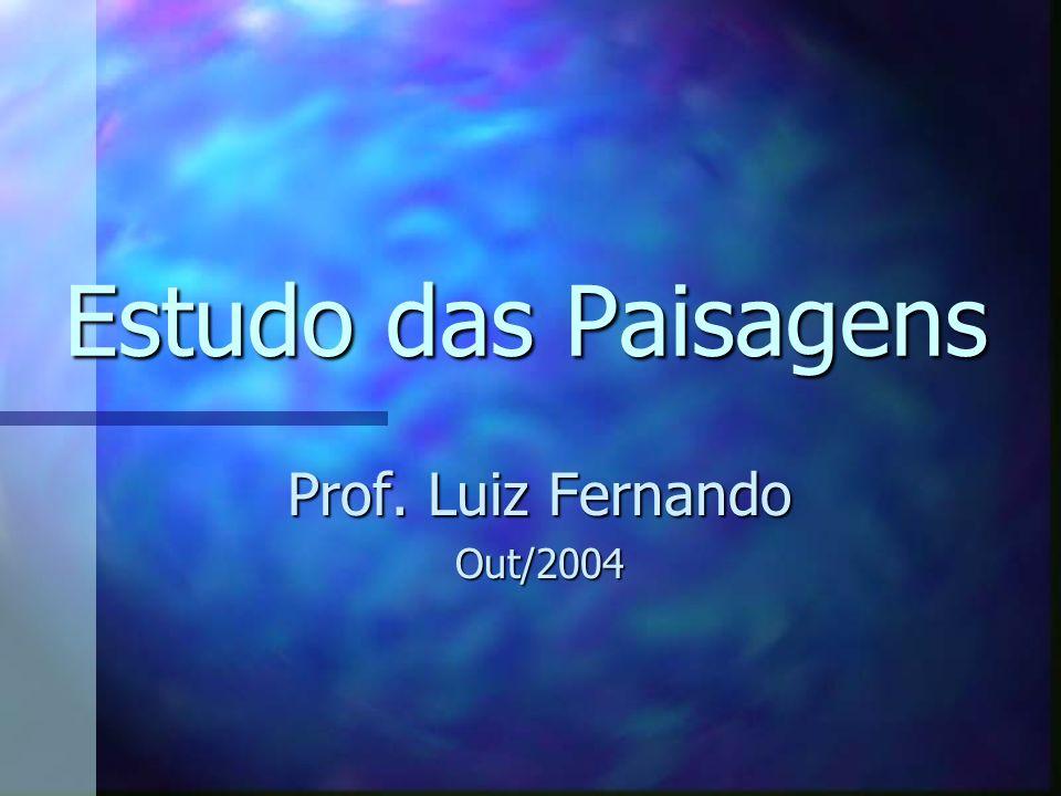 Prof. Luiz Fernando Out/2004