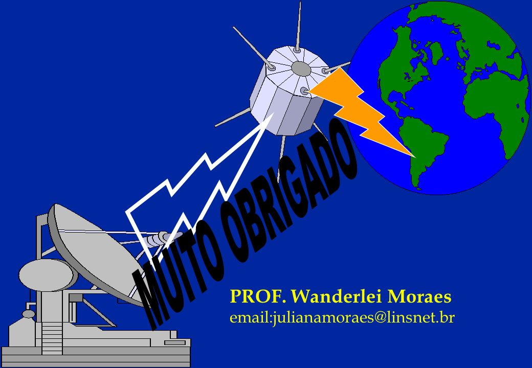 MUITO OBRIGADO PROF. Wanderlei Moraes email:julianamoraes@linsnet.br