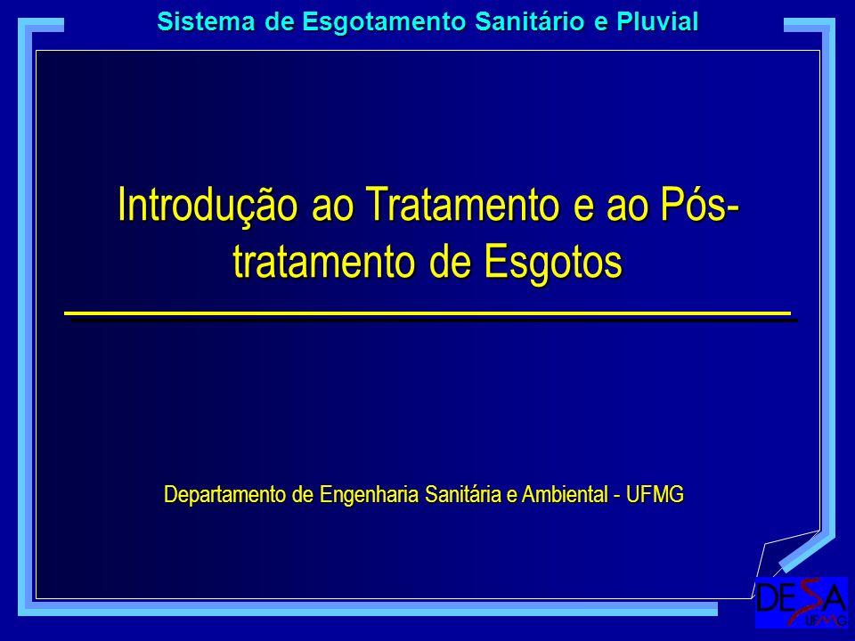 Sistema de Esgotamento Sanitário e Pluvial