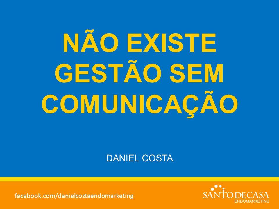 gestão sem comunicação