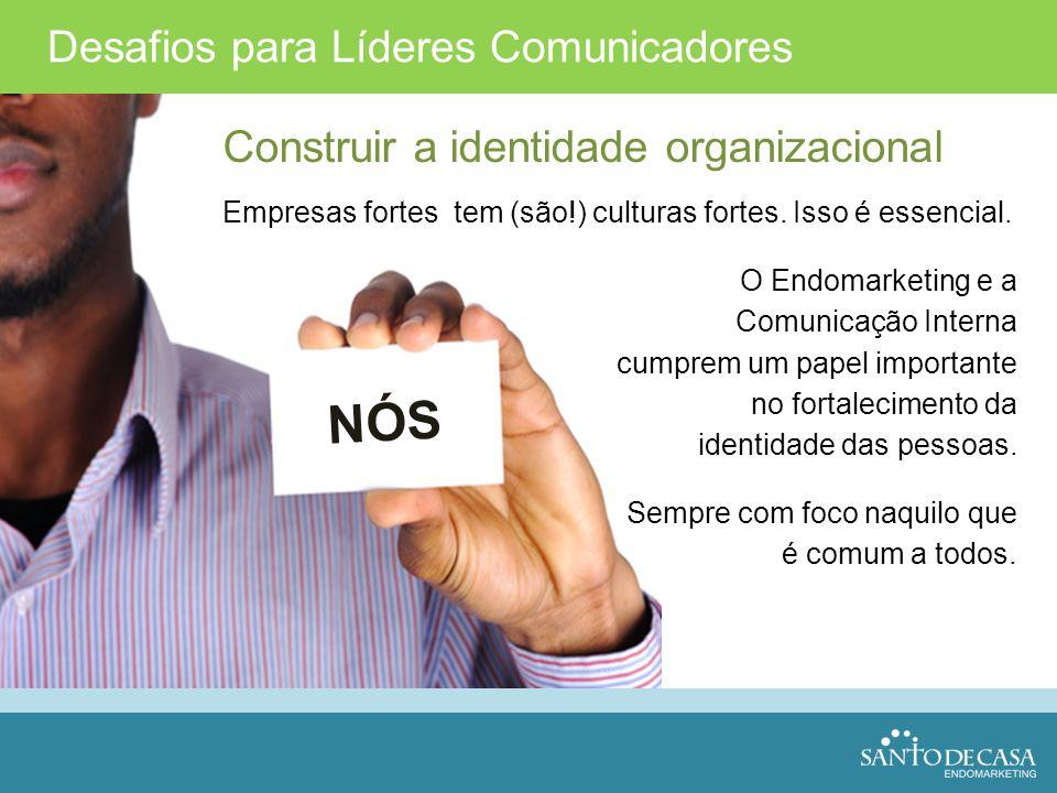 NÓS Desafios para Líderes Comunicadores