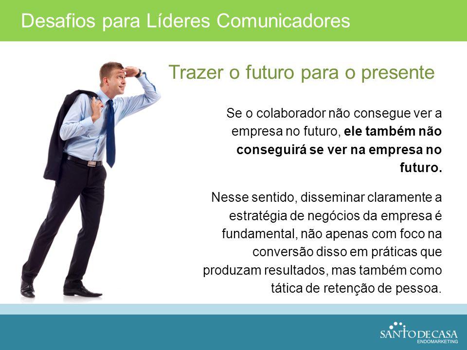 Desafios para Líderes Comunicadores