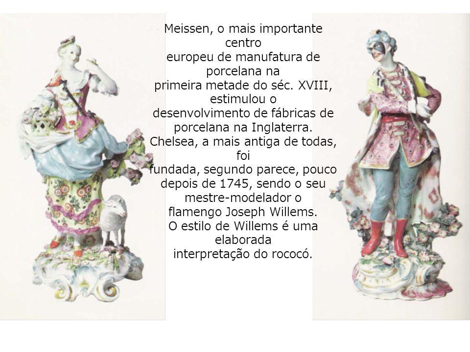 Meissen, o mais importante centro