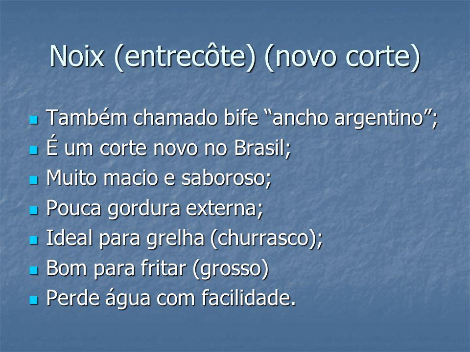 Noix (entrecôte) (novo corte)