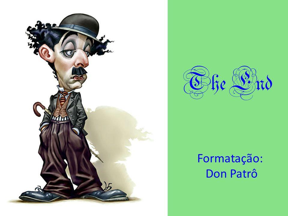 The End Formatação: Don Patrô