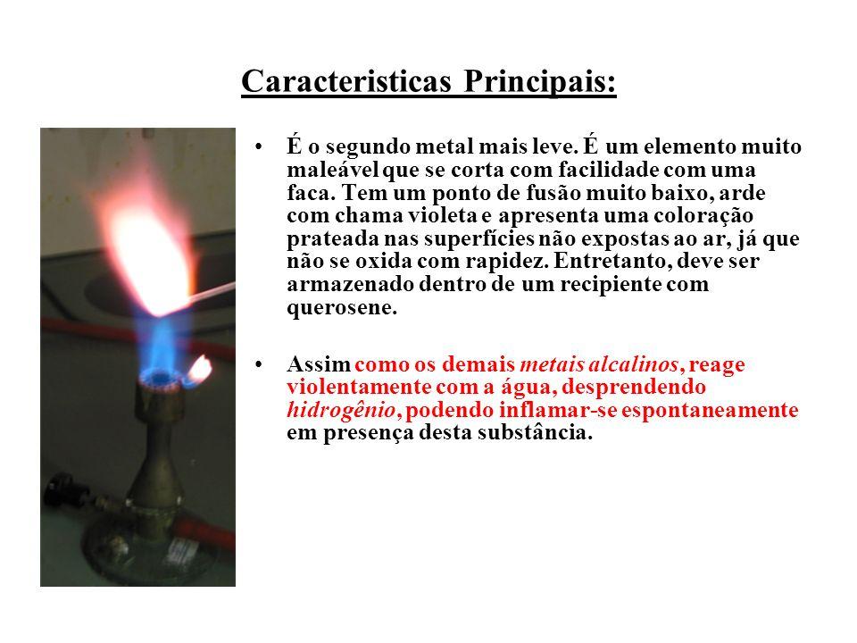 Caracteristicas Principais: