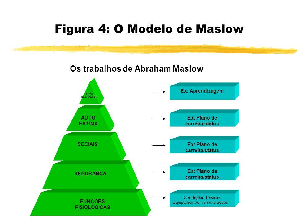 Figura 4: O Modelo de Maslow