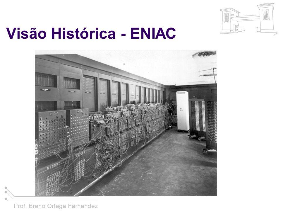 Visão Histórica - ENIAC