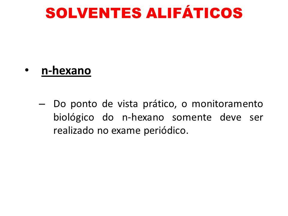 SOLVENTES ALIFÁTICOS n-hexano