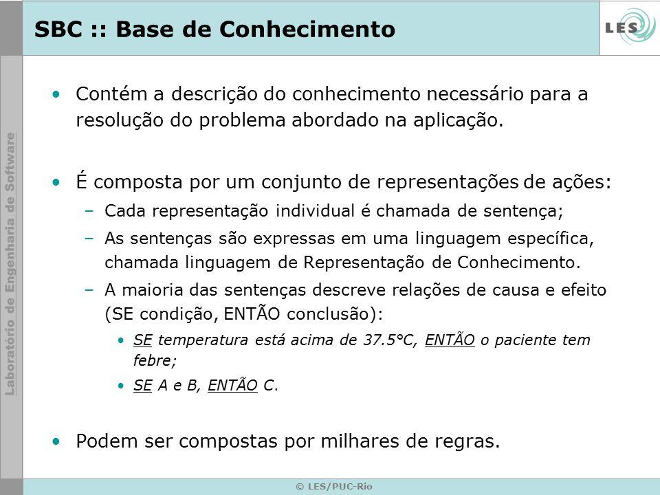 SBC :: Base de Conhecimento