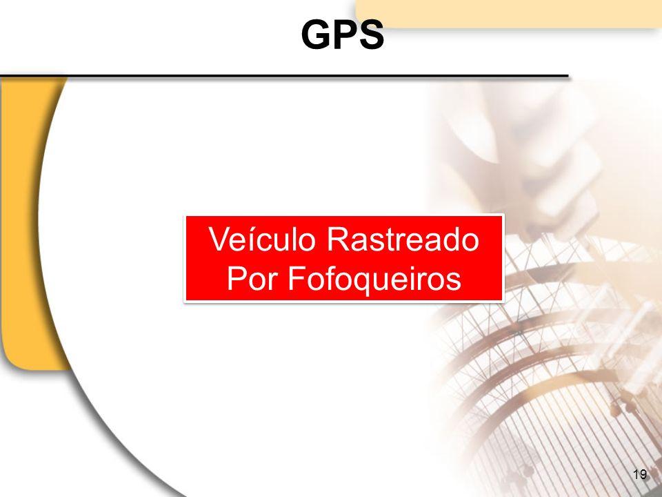 GPS Veículo Rastreado Por Fofoqueiros