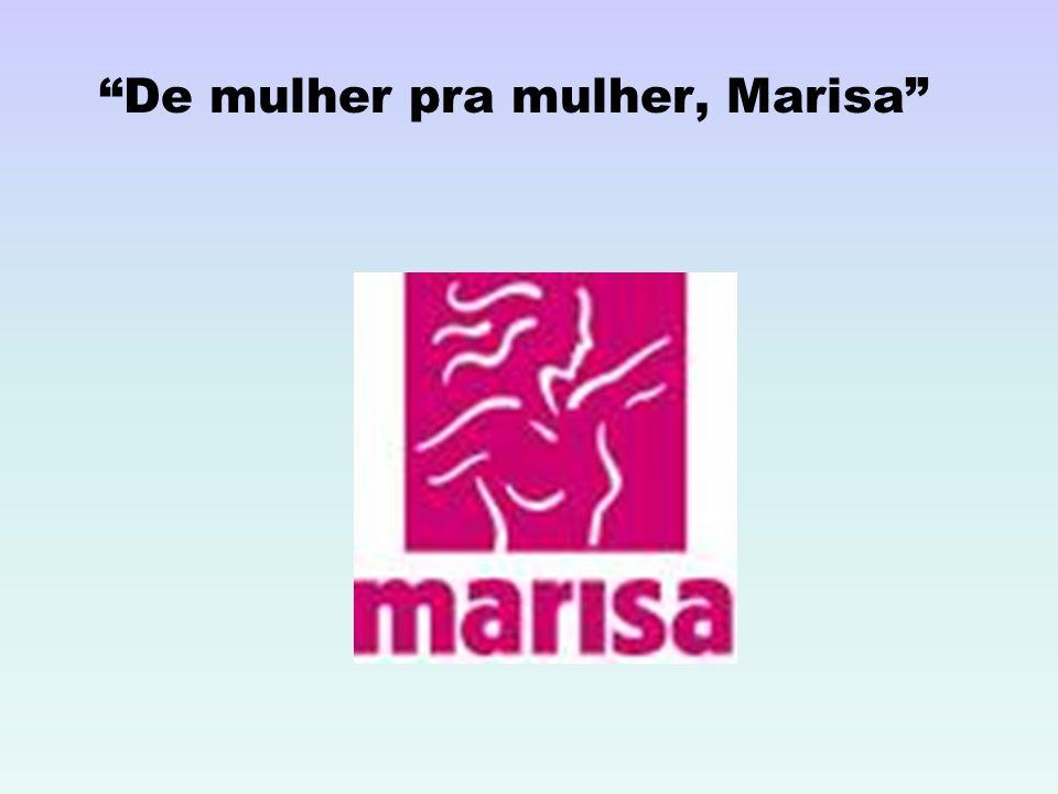 De mulher pra mulher, Marisa