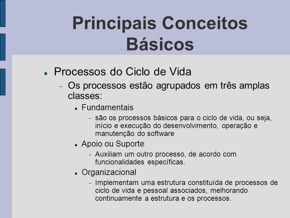 Principais Conceitos Básicos