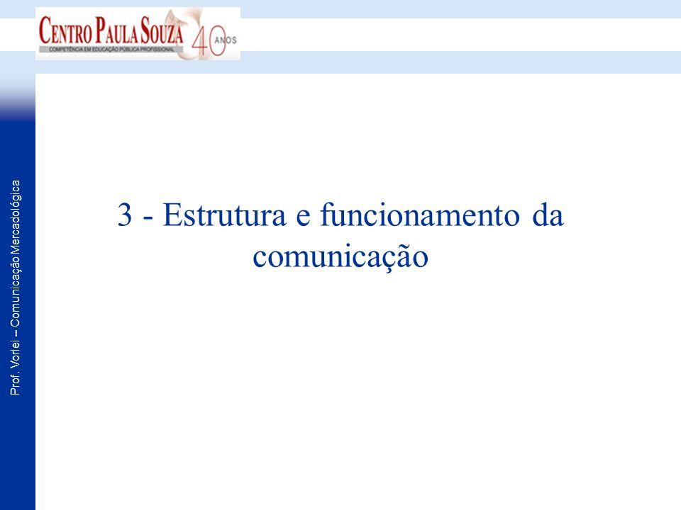 3 - Estrutura e funcionamento da comunicação