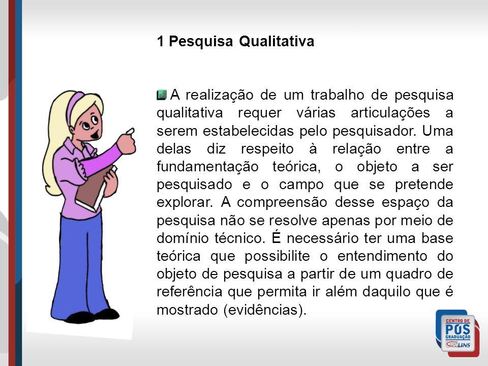1 Pesquisa Qualitativa
