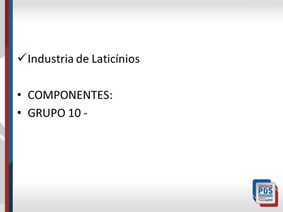 Industria de Laticínios