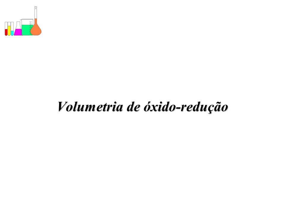Volumetria de óxido-redução