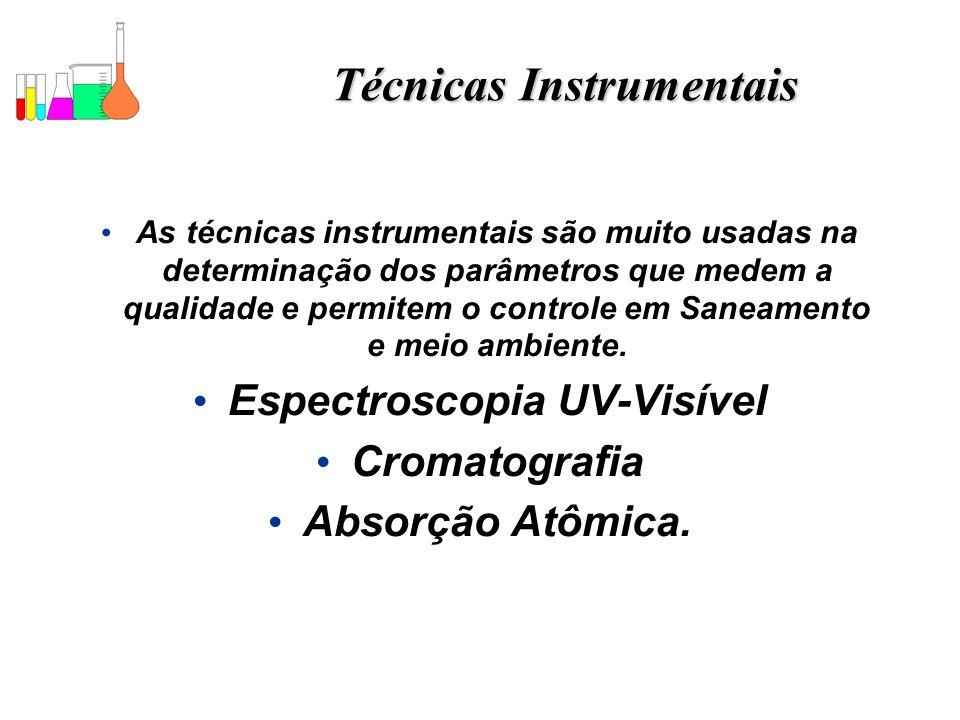 Técnicas Instrumentais