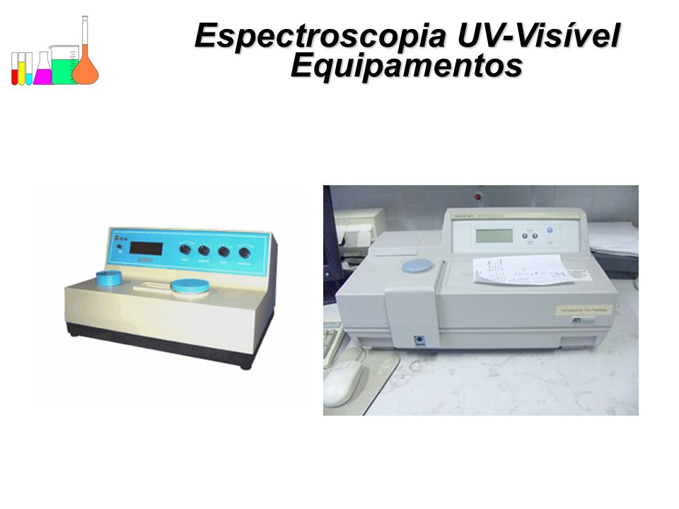Espectroscopia UV-Visível