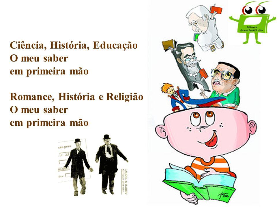 Ciência, História, Educação