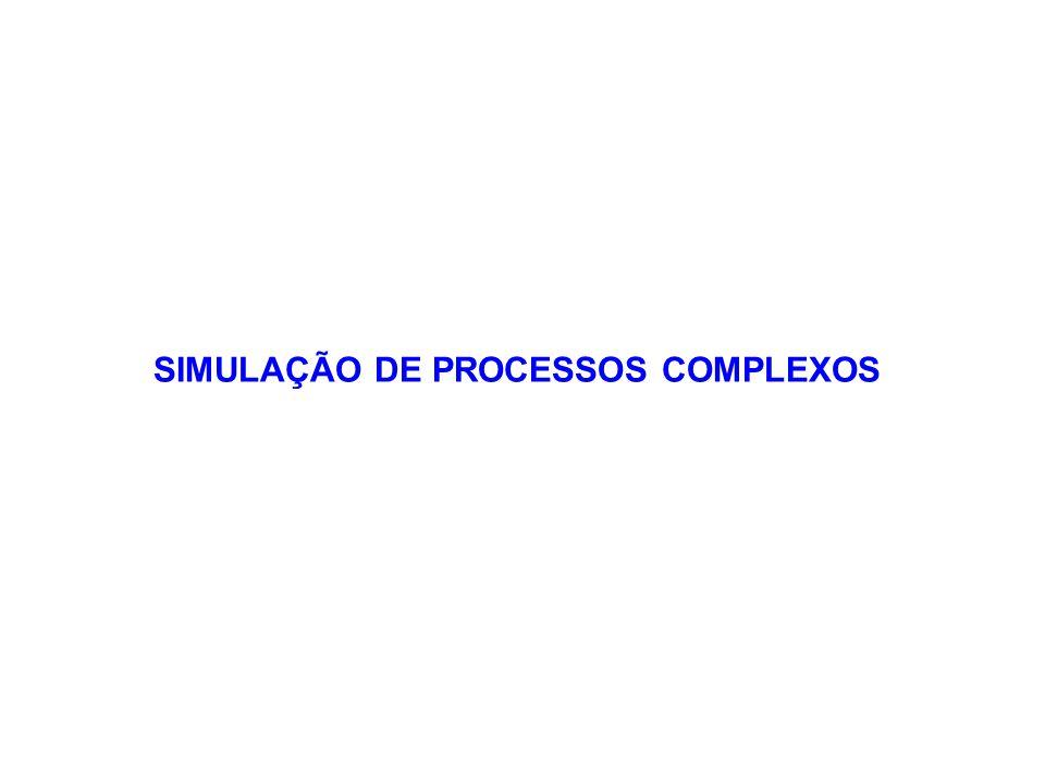 SIMULAÇÃO DE PROCESSOS COMPLEXOS