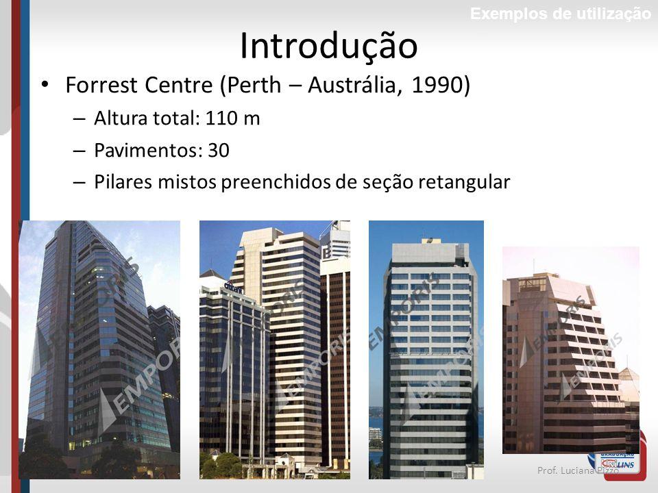 Introdução Forrest Centre (Perth – Austrália, 1990)